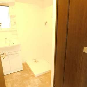 スカイコート池袋第2(3階,2980万円)の化粧室・脱衣所・洗面室