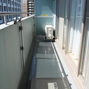 シティコープ上野広徳(6階,)のバルコニー