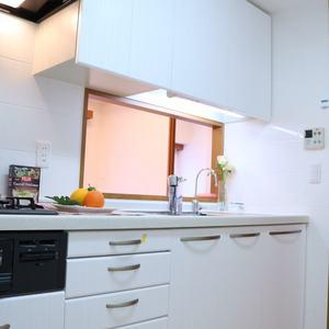 コスモ上野ロイヤルフォルム(4階,)のキッチン