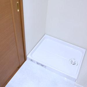 コスモ上野ロイヤルフォルム(4階,)の化粧室・脱衣所・洗面室