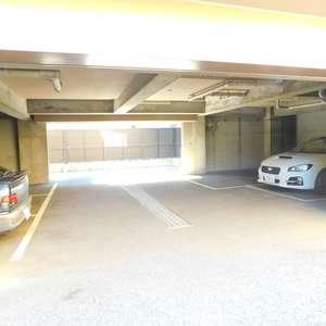 エクセル立教前の駐車場