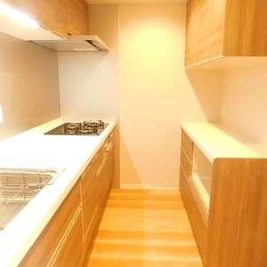 エクセル立教前(2階,4980万円)のキッチン