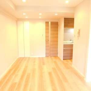 エクセル立教前(2階,4980万円)の居間(リビング・ダイニング・キッチン)