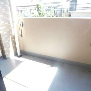 エクセル立教前(2階,4980万円)のバルコニー