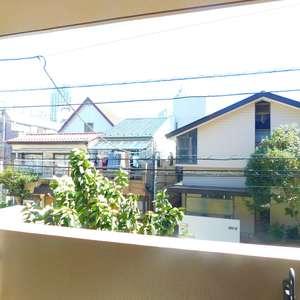 エクセル立教前(2階,4980万円)のお部屋からの眺望