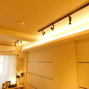 エムブランド新宿戸山公園(4階,)の居間(リビング・ダイニング・キッチン)