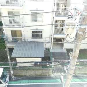 エムブランド新宿戸山公園(4階,)のお部屋からの眺望