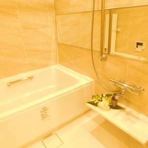 エムブランド新宿戸山公園(4階,)の浴室・お風呂