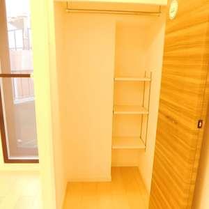 トーア余丁町マンション(3階,)の居間(リビング・ダイニング・キッチン)