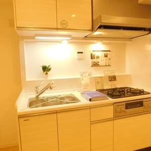 トーア余丁町マンション(3階,)のキッチン