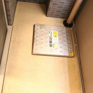 CQレジデンシャル上野(3階,3449万円)のバルコニー