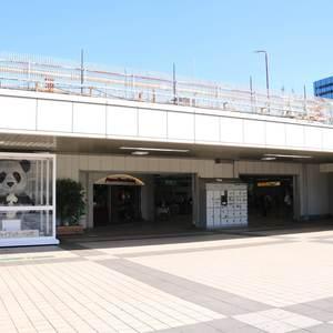 CQレジデンシャル上野の最寄りの駅周辺・街の様子