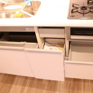 CQレジデンシャル上野(3階,3449万円)のキッチン