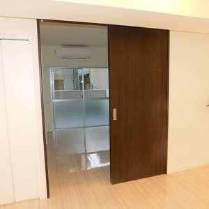 大塚台ハイツ(2階,)の居間(リビング・ダイニング・キッチン)