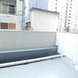 大塚台ハイツ(2階,)のバルコニー