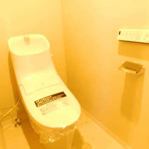 大塚台ハイツ(2階,)のトイレ