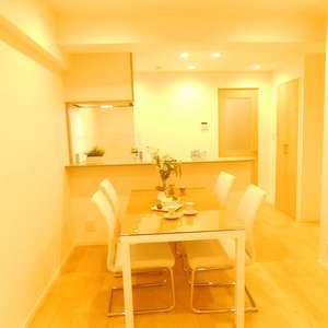 サンサーラ大塚(7階,3780万円)の居間(リビング・ダイニング・キッチン)