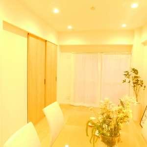 サンサーラ大塚(7階,)の居間(リビング・ダイニング・キッチン)
