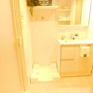 サンサーラ大塚(7階,3780万円)の化粧室・脱衣所・洗面室