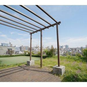 エムブランド新宿戸山公園の共用施設
