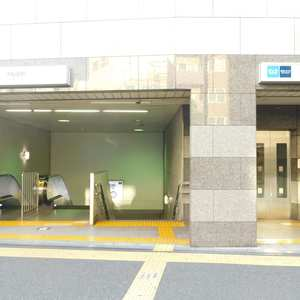 エムブランド新宿戸山公園の最寄りの駅周辺・街の様子