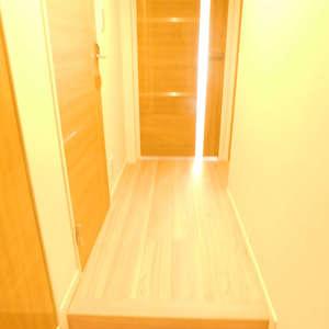 北新宿サマリヤマンション(3階,3498万円)のお部屋の玄関