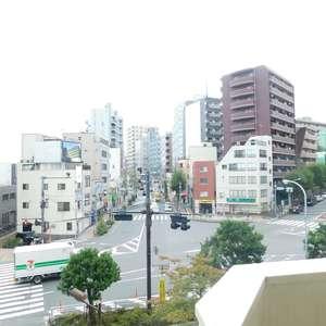 北新宿サマリヤマンション(3階,3498万円)のお部屋からの眺望