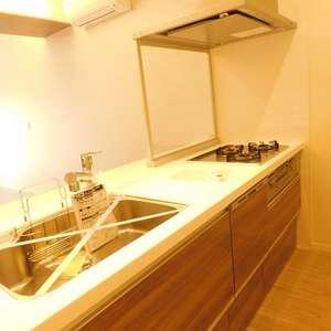 北新宿サマリヤマンション(3階,3498万円)のキッチン