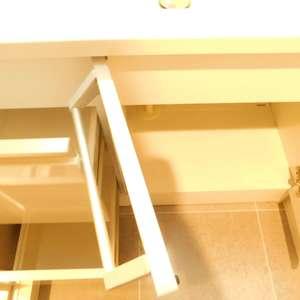 北新宿サマリヤマンション(3階,3498万円)の化粧室・脱衣所・洗面室
