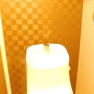 北新宿サマリヤマンション(3階,3498万円)のトイレ
