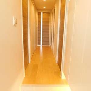 高田馬場パークホームズ(8階,6280万円)のお部屋の玄関