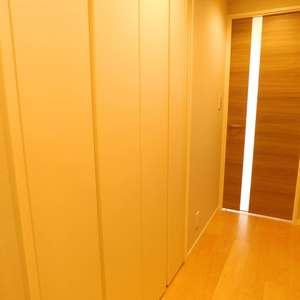 高田馬場パークホームズ(8階,6280万円)のお部屋の廊下