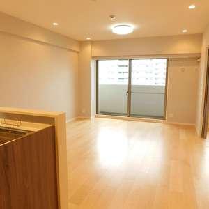 高田馬場パークホームズ(8階,6280万円)の居間(リビング・ダイニング・キッチン)