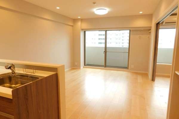 高田馬場パークホームズ(8階,5990万円)