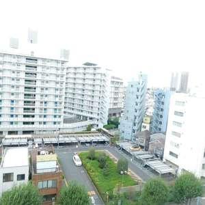高田馬場パークホームズ(8階,6280万円)のお部屋からの眺望