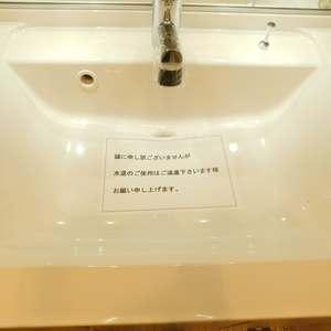 高田馬場住宅(1階,)の化粧室・脱衣所・洗面室