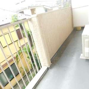 東中野台ローヤルコーポ(3階,)のバルコニー