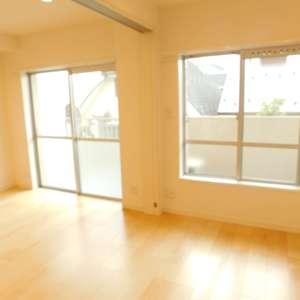 東中野台ローヤルコーポ(3階,)の居間(リビング・ダイニング・キッチン)