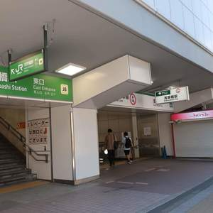 シーアイマンション浅草橋の最寄りの駅周辺・街の様子