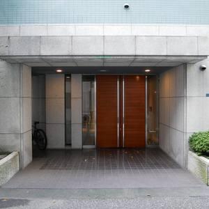 シーアイマンション浅草橋のマンションの入口・エントランス