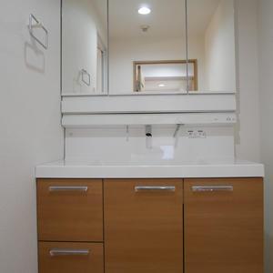 シーアイマンション浅草橋(8階,4780万円)の化粧室・脱衣所・洗面室