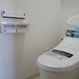 シーアイマンション浅草橋(8階,4780万円)のトイレ