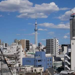 シーアイマンション浅草橋(8階,4780万円)のお部屋からの眺望