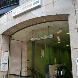 ルピナス台東レジデンスの最寄りの駅周辺・街の様子