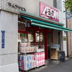 ルピナス台東レジデンスの周辺の食品スーパー、コンビニなどのお買い物
