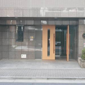 ルピナス台東レジデンスのマンションの入口・エントランス