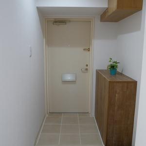 スカイノブレ御徒町(9階,)のお部屋の玄関