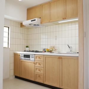 スカイノブレ御徒町(9階,)のキッチン