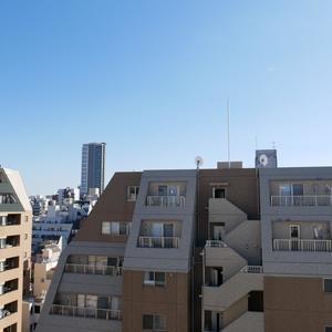 スカイノブレ御徒町(9階,)のお部屋からの眺望