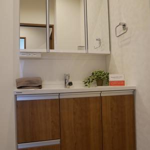 グリーンパーク天神(5階,4680万円)の化粧室・脱衣所・洗面室